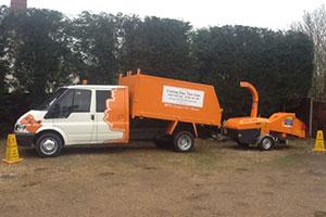 Cutting Edge Tree Care Macclesfield Van